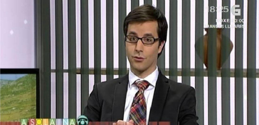 Lopez Abogados Paulo Lopez En A Solaina Tvg