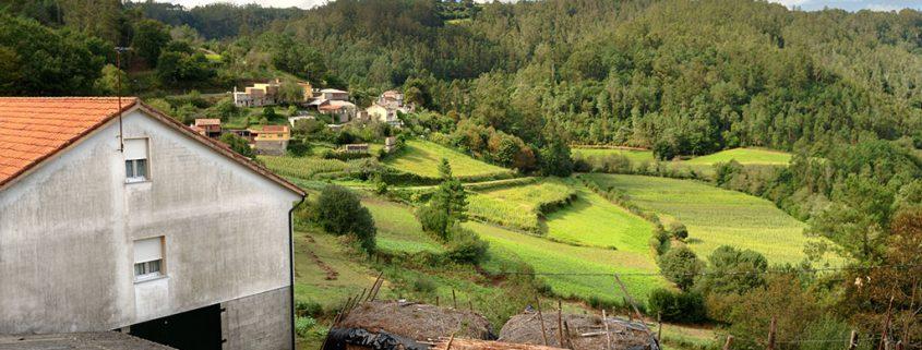 Legalizar vivienda en suelo rústico en Galicia