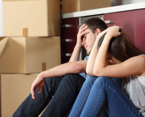 Qué hacer si te quieren echar de casa