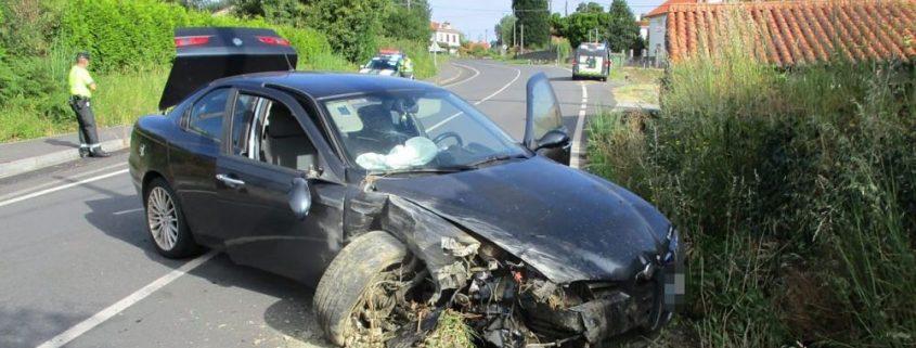 Cómo calcular punto por secuelas de accidente de tráfico