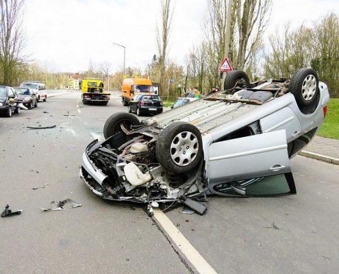 Calcular indemnización por accidente de tráfico en 2021