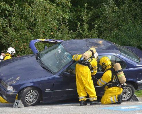 Baremos de accidentes de tráfico en 2021