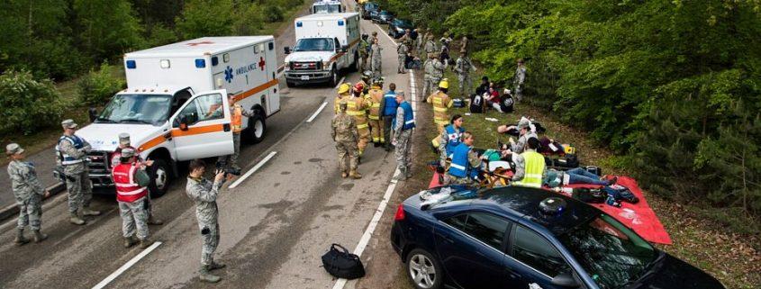 Indemnización por muerte en accidente de tráfico en 2021