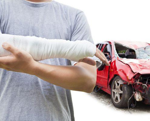 Cuánto se cobra por día de baja por accidente de tráfico en 2021